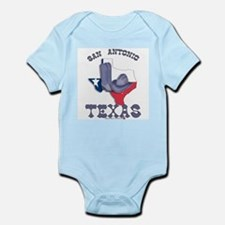 San Antonio Infant Creeper