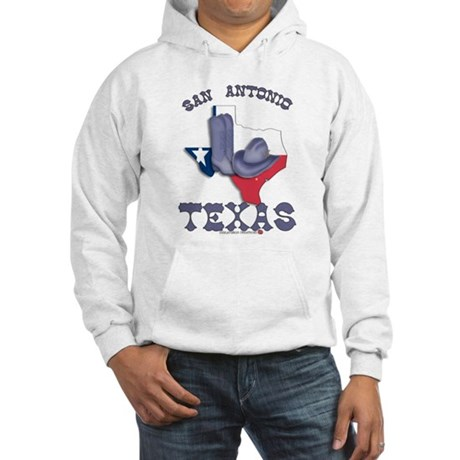 San Antonio Hooded Sweatshirt