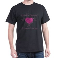World's Greatest Mother-In-Law (Heart) T-Shirt