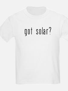got solar? T-Shirt