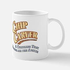 """Chip Carver""  Mug"