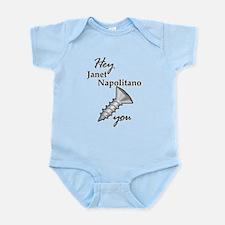 Unique Politcal Infant Bodysuit