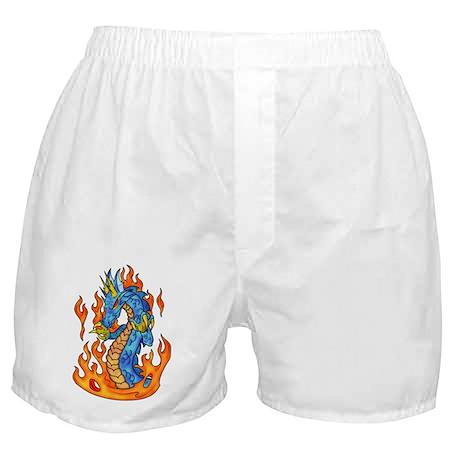 Dragon Fire Boxer Shorts