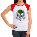 Anderson Clan Badge Women's Cap Sleeve T-Shirt