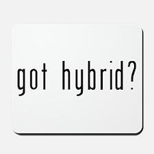 got hybrid? Mousepad