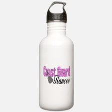 Coast Guard Fiancee Water Bottle