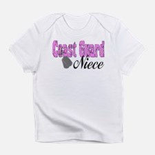 Coast Guard Niece Infant T-Shirt