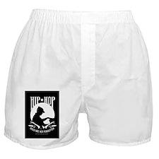 Hip hop designs Boxer Shorts