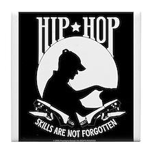 Hip hop designs Tile Coaster