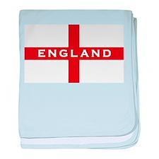 Cute England baby blanket