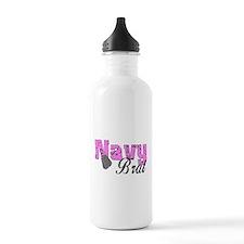 Navy Brat Water Bottle