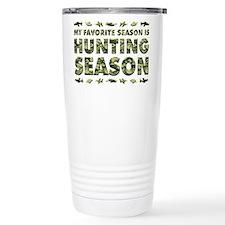 HUNTING SEASON Thermos Mug
