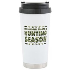 HUNTING SEASON Travel Mug