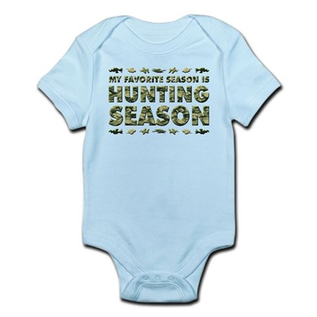 HUNTING SEASON Infant Bodysuit