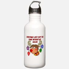 Christmas without my Sailor Water Bottle
