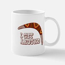 I Get Around Mug