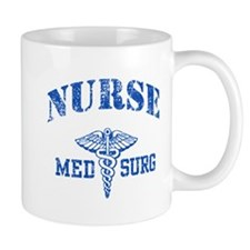 Med Surg Nurse Mug