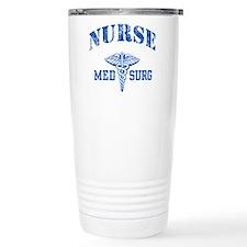 Med Surg Nurse Travel Mug