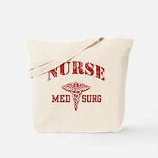 Med Surg Nurse Tote Bag