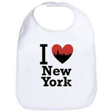 I love New York Bib