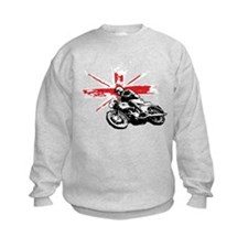 UNION JACK CAFE RACER Sweatshirt