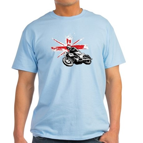 UNION JACK CAFE RACER Light T-Shirt