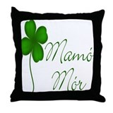 Great grandma pillow Throw Pillows