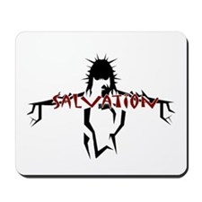 Salvation (red) Mousepad