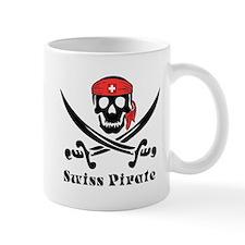 Swiss Pirate Mug