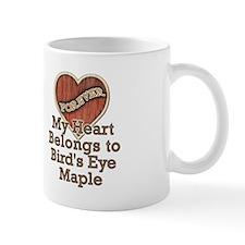 """""""Birdseye Maple"""" Mug"""