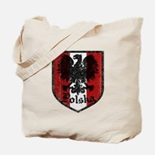 Polska Crest Tote Bag