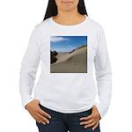 Pacific Dune Scene Women's Long Sleeve T-Shirt