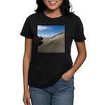 Pacific Dune Scene Women's Dark T-Shirt