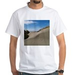 Pacific Dune Scene White T-Shirt