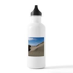 Pacific Dune Scene Water Bottle