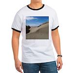 Pacific Dune Scene Ringer T
