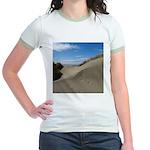 Pacific Dune Scene Jr. Ringer T-Shirt