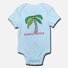 Tropical Holiday Infant Creeper