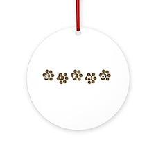 GIZMO Ornament (Round)