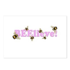 BEElieve! Postcards (Package of 8)