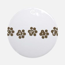 KATIE Ornament (Round)