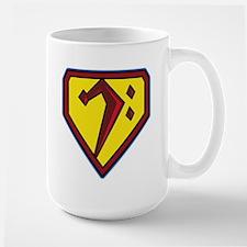 Bass Clef Large Mug