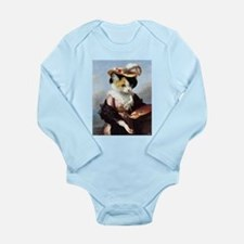 Miss Kitty Long Sleeve Infant Bodysuit