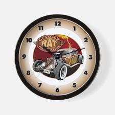 Genuine RAT Wall Clock