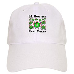 LiL Monsters Fight Cancer Baseball Cap