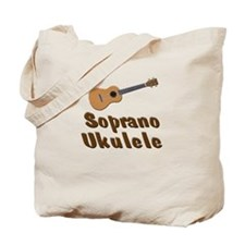 Soprano Ukulele Tote Bag