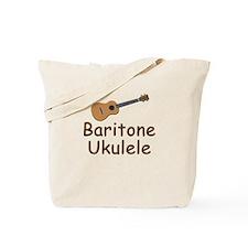 Baritone Ukulele Tote Bag