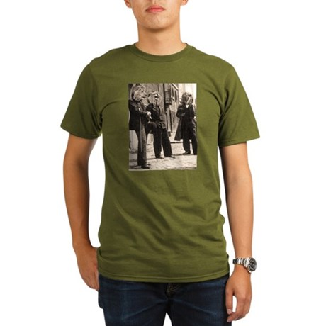Dandy Lions Organic Men's T-Shirt (dark)