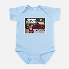 Merry Christmas 2010 Infant Bodysuit