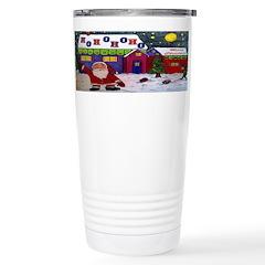 Merry Christmas 2010 Travel Mug